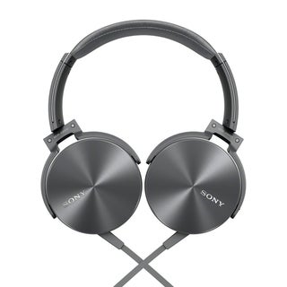 Sony MDRXB950AP/H Extra Bass Smartphone Headset (Silver)