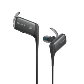 Sony MDRAS600BT Active Sports Bluetooth Headset (Black)
