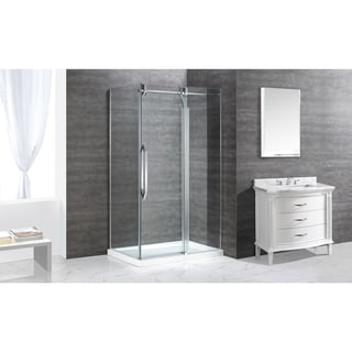 OVE Decors Antigua 48-inch Glass Shower Kit