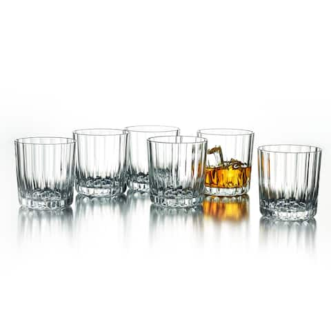 Boca Old Fashion 10-ounce Glasses (Set of 6)