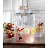 Vineyard Fruit Beverage Dispenser