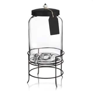 Franklin 3-gallon Beverage Dispenser with Tag