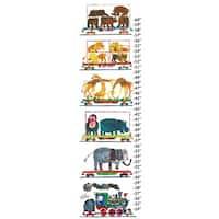 Animals and Steam Train - Multi-color