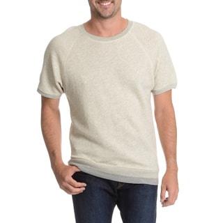 Alternative Men's Short Sleeve French Terry Top