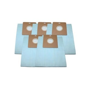 5 Bissell Digipro Canister Vacuum Bags Fit Digipro Canister Vacuum Model # 6900 Compare To Part # 32115/ By Crucial Vacuum