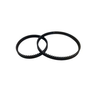 2 Bissell Vacuum Proheat 2x Belt Set Part # 203-6688 and 203-6804 Designed and Engineered By Crucial Vacuum
