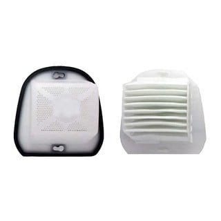 Black and Decker Vf20 Filter Fits Vf20 Dustbuster Part # Vf-20 499739-00 49973900 Designed and Engineered By Crucial Vacuum