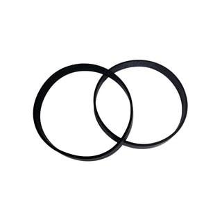 2 Dirt Devil Style 4 5 10 Durable Vacuum Belts Fit Fantom Part # 1540310001 3720310001 1lu0310x00 3860140600 By Crucial Vacuum
