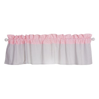 Trend Lab Cotton Candy Window Curtain Valance
