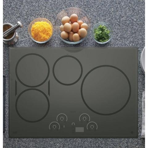 GE Cafe Series 30-inch Built-in Touch Control Induction Cooktop