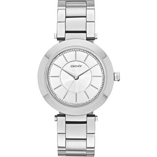 DKNY Women's NY2285 'Stanhope' Stainless Steel Watch