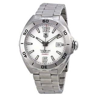 Tag Heuer Men's WAZ2114.BA0875 'Formula 1' Automatic Stainless Steel Watch