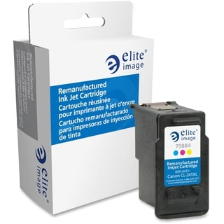 Elite Image Remanufactured Ink Cartridge Alternative For Canon CL-241XL - 1 Each
