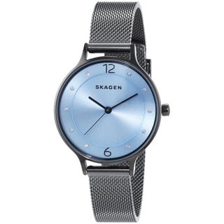 Skagen Women's SKW2308 'Anita' Crystal Grey Stainless Steel Watch