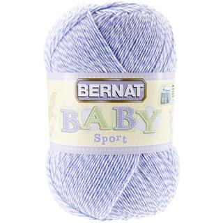 Baby Sport Big Ball Yarn - Solids-Lilac Marl
