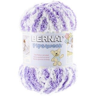 Pipsqueak Big Ball Yarn-Grape Swirl