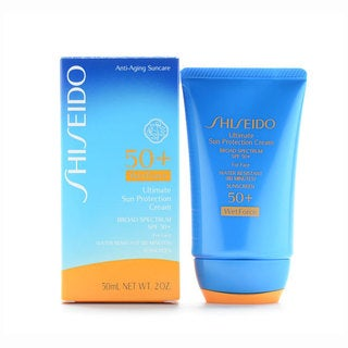 Shiseido Wetforce Ultimate Sun Protection Cream SPF 50+