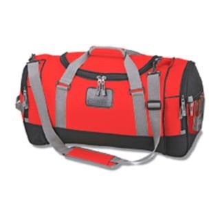 MissFit Activewear Gym Bag with Wet Shoe Pocket