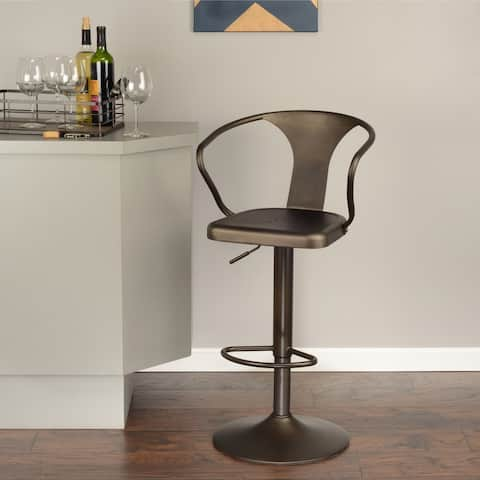 Strick & Bolton Princeton Metal Chair