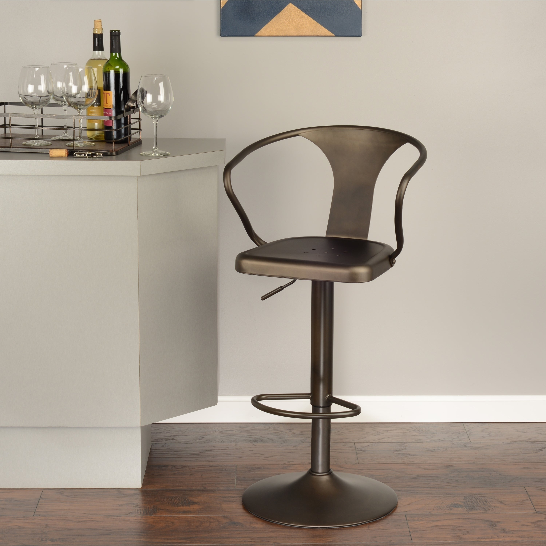 The Gray Barn Elk Haven Metal Chair Ebay