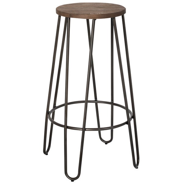 Shop Revo 26 Inch Counter Stool Set Of 4 Free Shipping Today