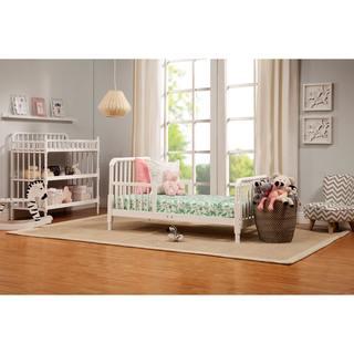 DaVinci Jenny Lind Toddler Bed In White Finish