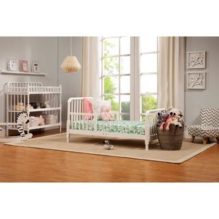 Beau DaVinci Jenny Lind Toddler Bed In White Finish
