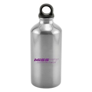 MissFit Activewear Aluminium Sports Water Bottle