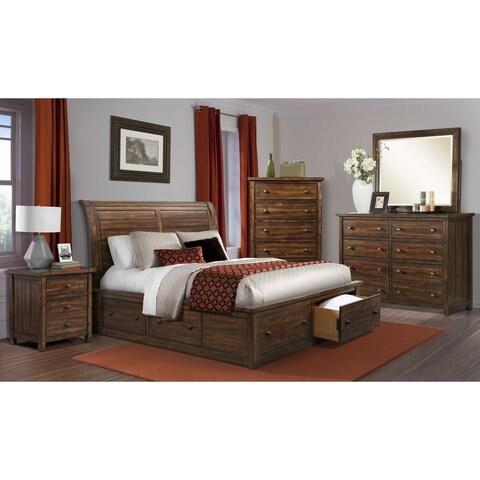 Gracewood Hollow Ingpen Storage 5PC Bedroom Set