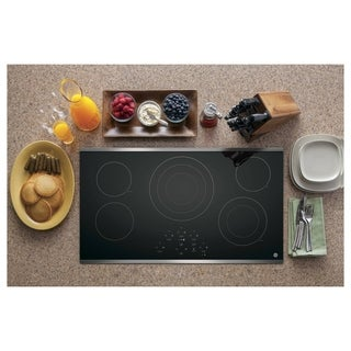 GE 36-inch Built-in Touch Control Electric Cooktop