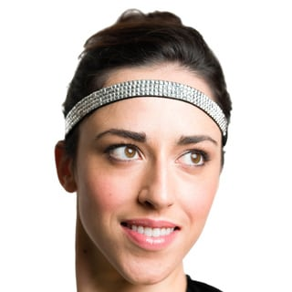 Beach Glam Rhinestone Headbands (China)
