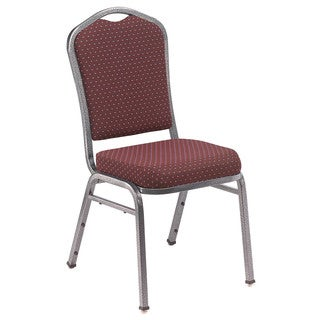 National Public Seating 9300 Series Fabric Stack Chairs (Pack of 20)