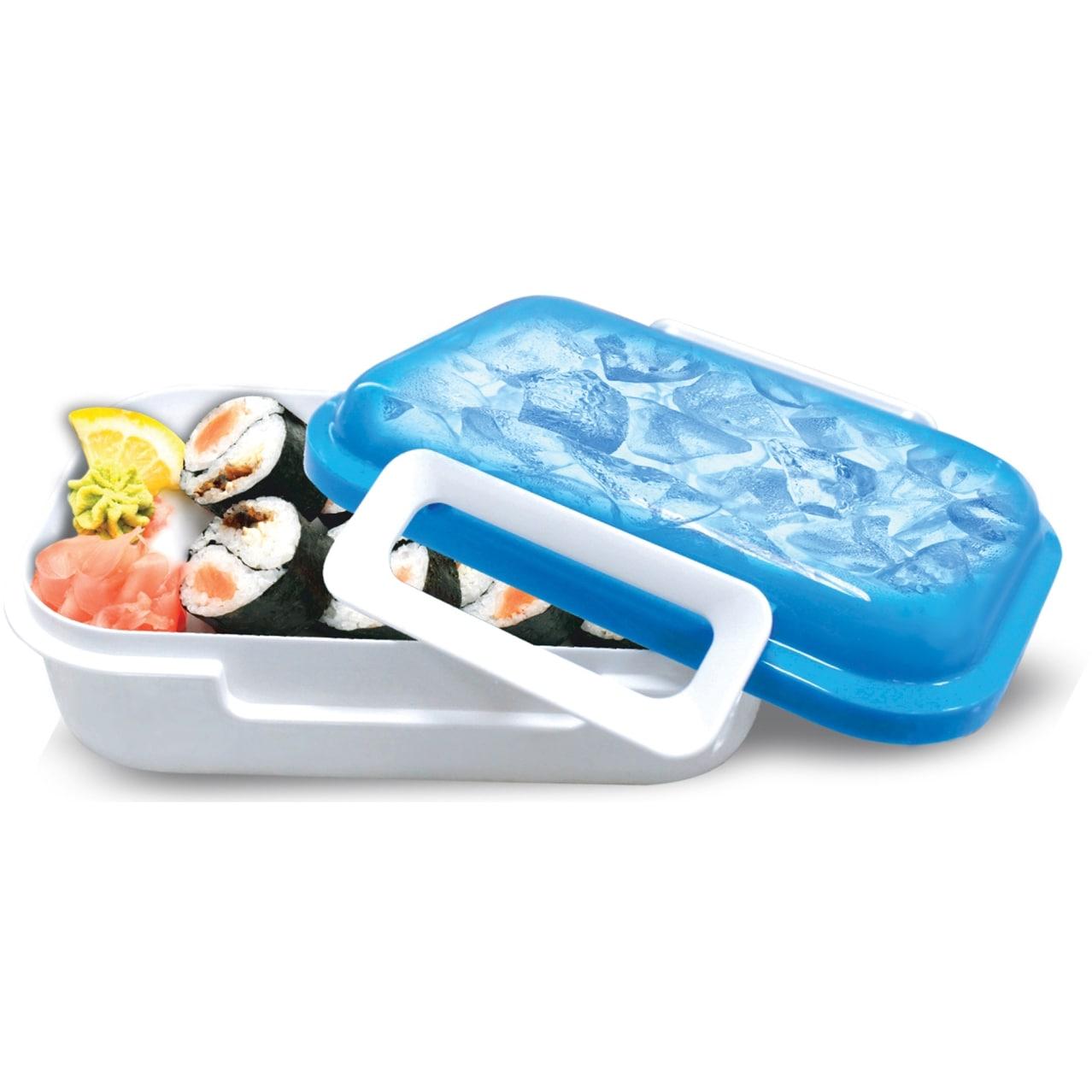 Two Elephants Portable Ice N Go (Blue/White) (Plastic)