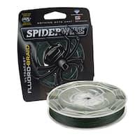Spiderwire Ultracast Fluoro-Braid 10-pound 300 Yards
