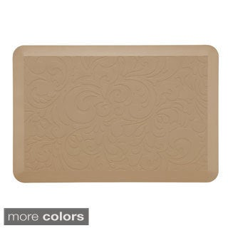 Comfort Co. Walnut Anti-Fatigue Kitchen Mat (2' x 3')