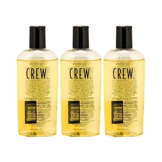 American Crew Classic 8.45-ounce Body Wash (Pack of 3)