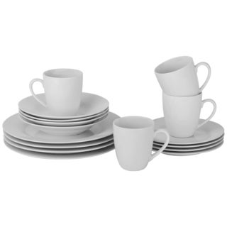 10 Strawberry Street 16-piece Round Dinnerware Set