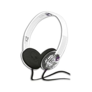 Skullcandy Uprock Clear On-ear Headphones with Mic1 and Remote