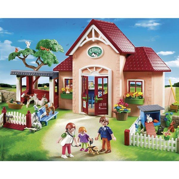 Playmobil 5529 Vet Clinic