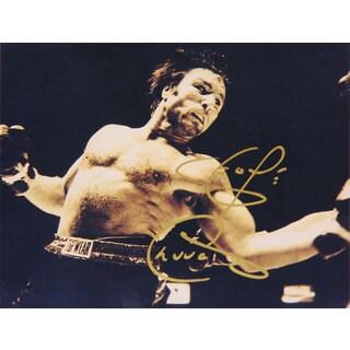 George Chuvalo Autographed 8x10