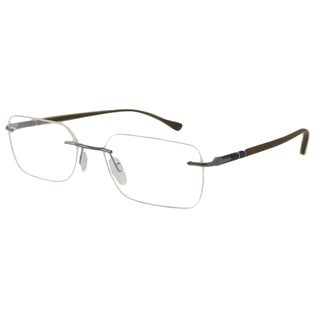 Persol Mens PO2429V Rectangular Reading Glasses