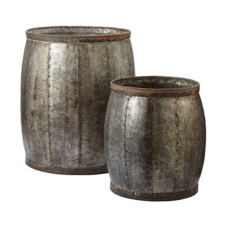 LS Dimond Home Fortress Drums (Set of 2)