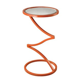 LS Dimond Home Zig-Zag End Table