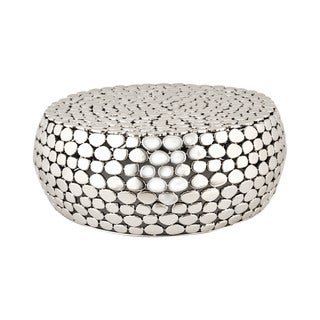 LS Dimond Home Pebble Accent Table