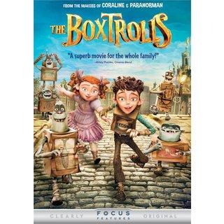 The Boxtrolls (DVD)