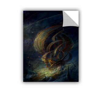 ArtWall Philip Straub ' The Apparition ' Art Appealz Removable Wall Art