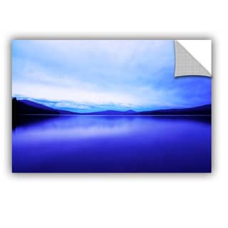 ArtWall Dan Wilson ' Oregon-Odell Lake ' Art Appealz Removable Wall Art