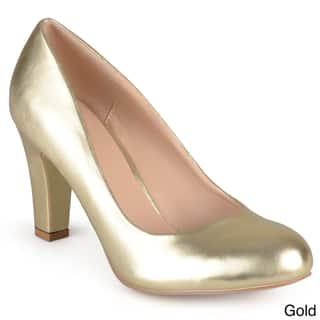 5250d9b1f Buy Gold Women s Heels Online at Overstock