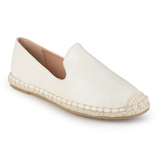 Journee Collection Women's 'Ash' Slip-on Espadrilles. Opens flyout.