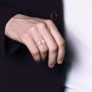 Buy Gold Men S Rings Online At Overstock Com Our Best